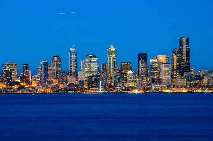 シアトルでおすすめの観光名所はアルカイビーチ