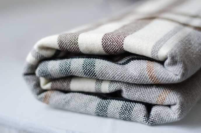 毛布の種類は主に4種類ある