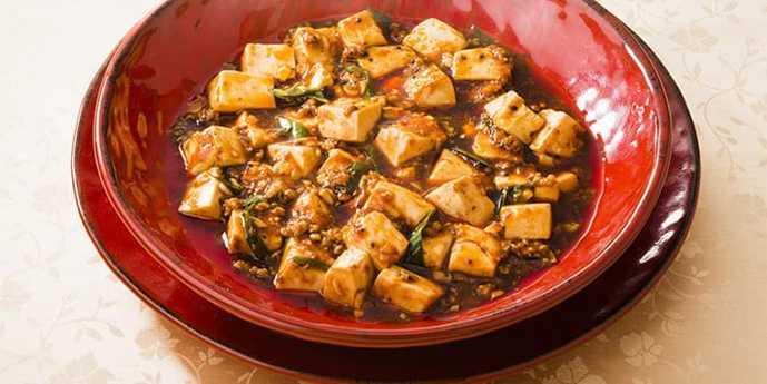 謝朋殿の絶品麻婆豆腐