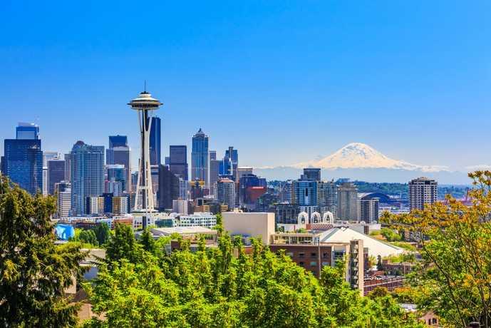 シアトルのおすすめ観光スポット
