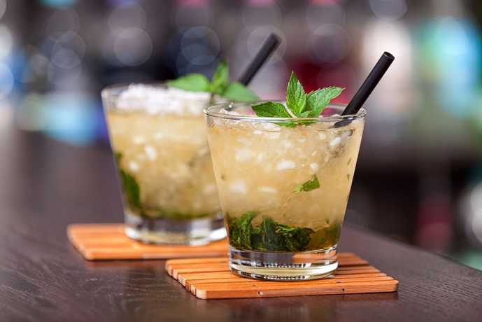ウイスキーの美味しい飲み方「ミントジュレップ」