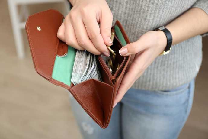 ずっと使い続けるような財布を選んでみて