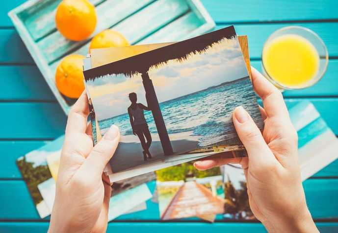 写真アルバムの種類は主に2種類ある