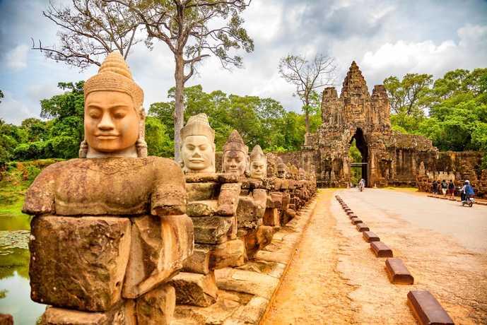 カンボジアのおすすめ観光スポット