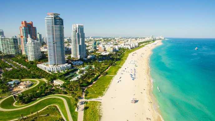 マイアミのおすすめ観光スポット