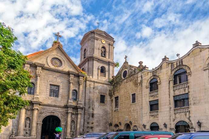 フィリピンでおすすめの観光地はサン・アグスティン教会