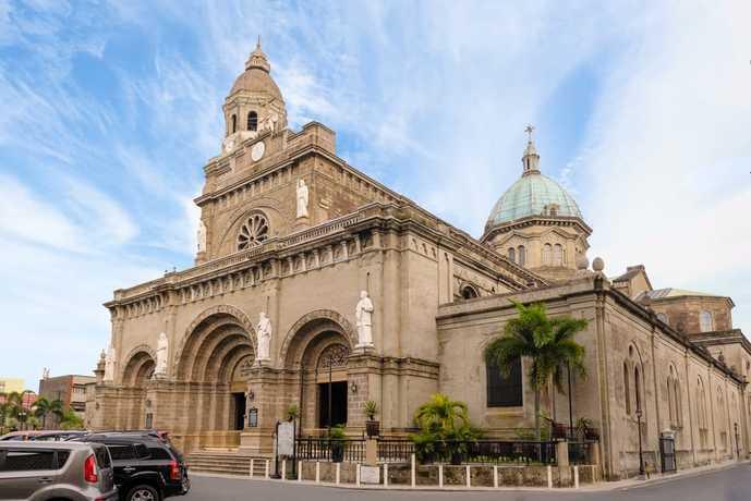 フィリピンでおすすめの観光地はマニラ大聖堂