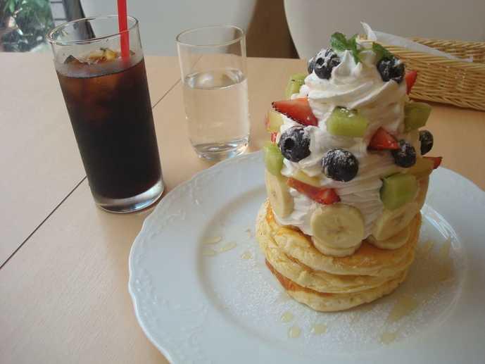 東京・下北沢のおすすめパンケーキ