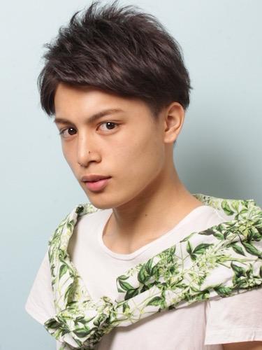 窪塚洋介 髪型 アップバング