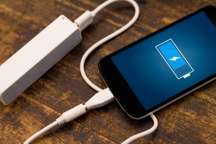 携帯充電器