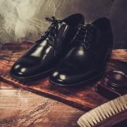 就活生 靴