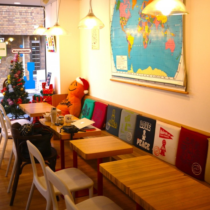 MR. FRIENDLY Cafe 代官山
