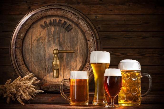 ミュンヘンのビール