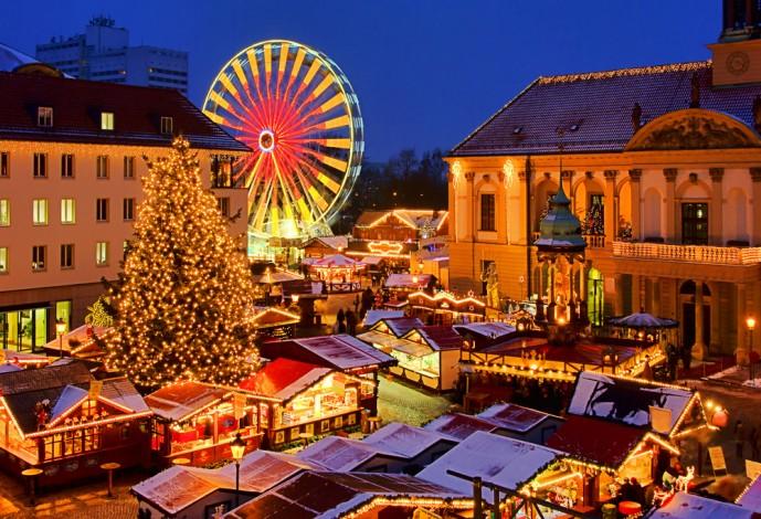 クリスマスマーケットとは