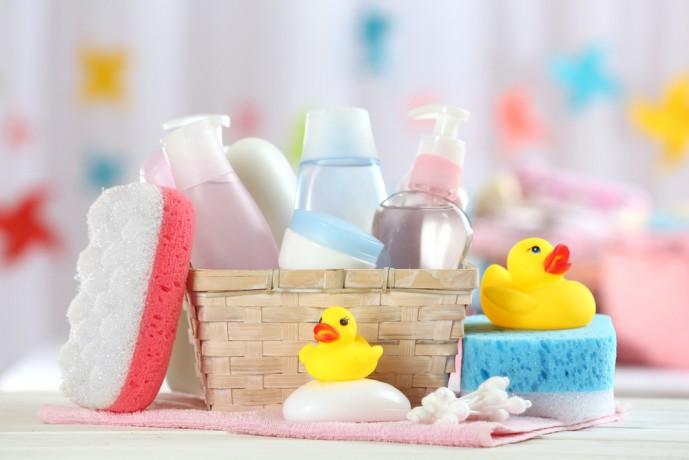出産祝いの沐浴プレゼント