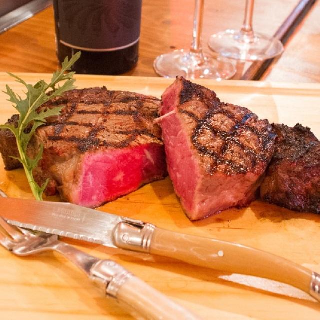 熟成肉 ステーキ