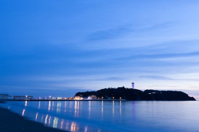 春デート 江ノ島