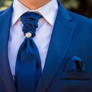 ブルースーツ ブルーチーフ