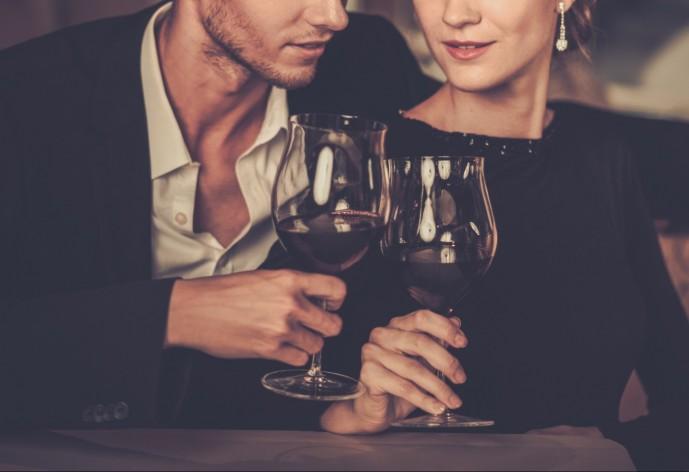ワイン 乾杯