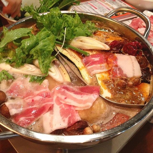 七宝 火鍋