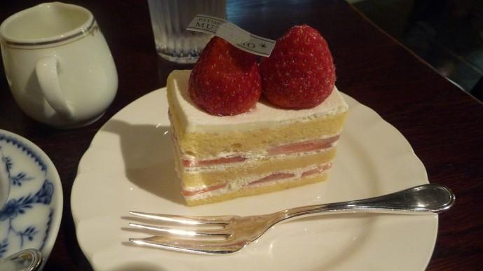 ネクストドア ショートケーキ