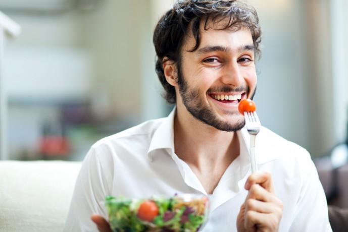 食事 筋肉の付け方 効果的
