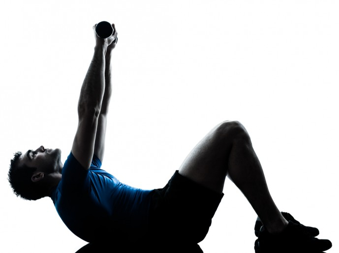 自重で行える効果的な体幹トレーニング11
