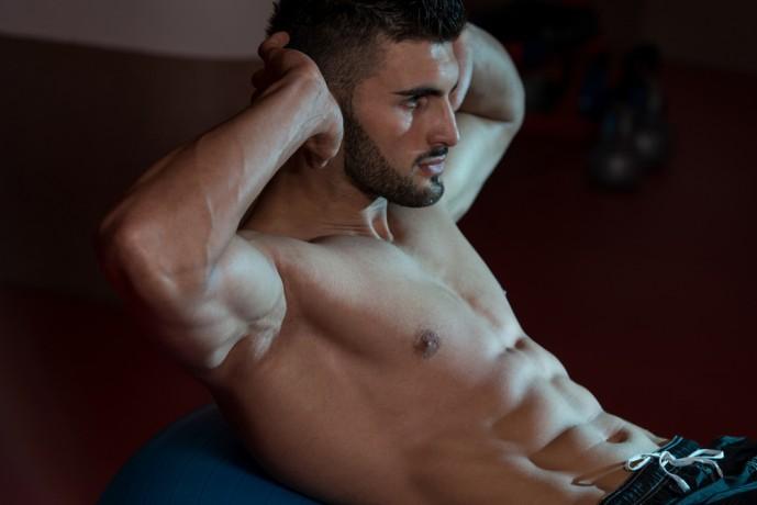 モテる筋肉 腹筋