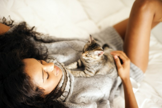 子猫系女子 扱い方