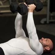 上腕三頭筋に高負荷をかける「テイトプレス」の筋トレメソッド | Smartlog