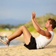 腹筋を鍛えるのに最適なバイシクルクランチのやり方&効果の出るコツ | Smartlog