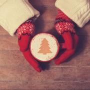 クリスマスに手袋をプレゼントする