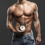 腹筋トレーニングの時間