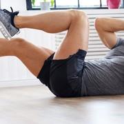 ツイストクランチのやり方。腹直筋を効果的に鍛えて理想の肉体美に | Smartlog