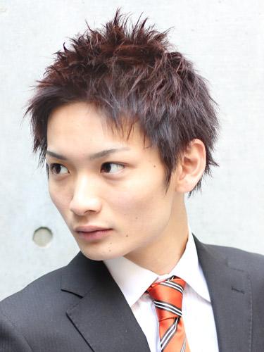 男性就活生におすすめの髪型