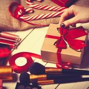 クリスマスにコスメをプレゼント