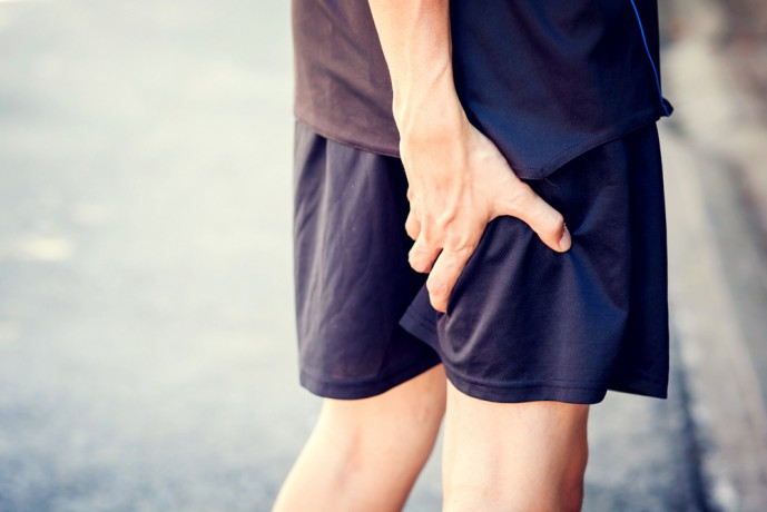 腹筋下部を効果的に刺激できるニーアップのやり方