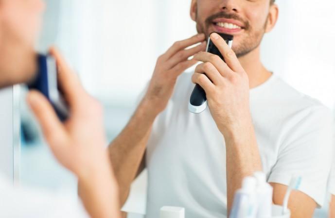 髭脱毛をしたら髭を剃る必要はなくなる