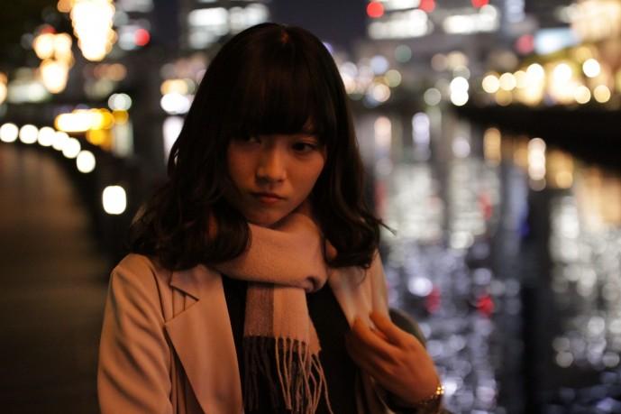 横浜デートの帰り道