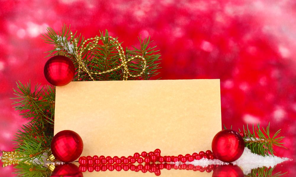 クリスマスに贈りたい高級財布で特別な日に