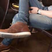 ブッテロのブーツ
