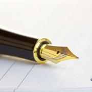 カルティエの万年筆