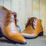 パドローネの靴