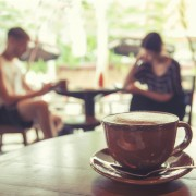 表参道で朝カフェ