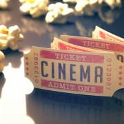 贅沢な映画館デート
