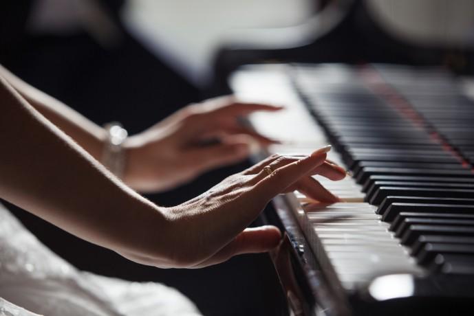 女性ウケ抜群のYirumaさんのピアノ