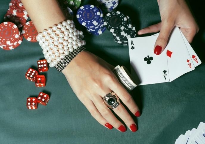 結婚をギャンブルと考えている女性