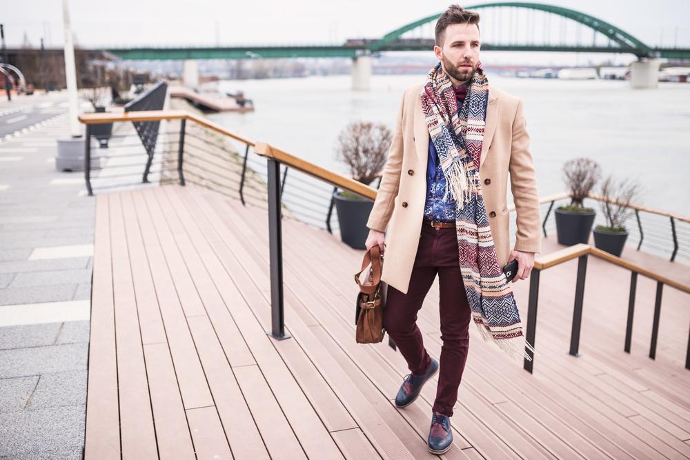 秋のメンズおすすめファッション