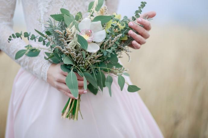 妻へのホワイトデーのお返しに花束