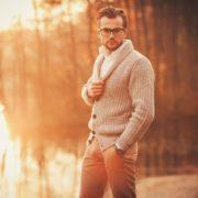 カーディガンの人気コーディネート術。おしゃれメンズの着こなし方とは | Smartlog